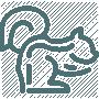 Eichhörnchen Icon Symbol Wildtierhilfe Ravensburg